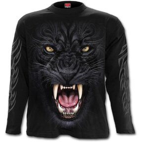 Long Sleeve with design Angry Panther