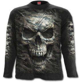 Long Sleeve with design Vampire Skull