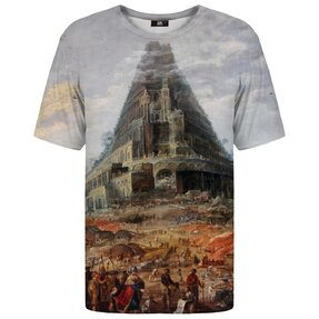 Tričko s krátkym rukávom Babylon