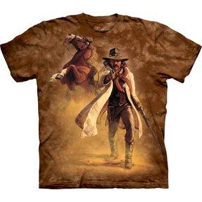 Tričko Divoký šerif