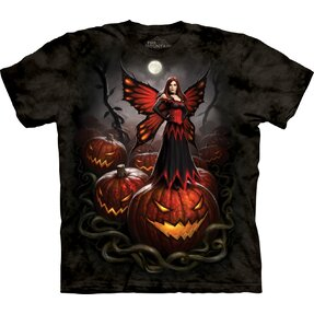 T-Shirt Halloween-Königin