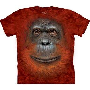 Tričko Tvár Orangutana
