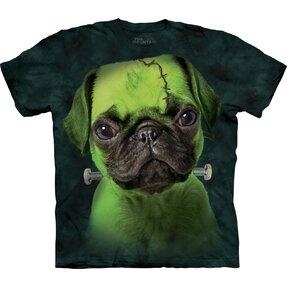 T-Shirt Mops Frankenstein