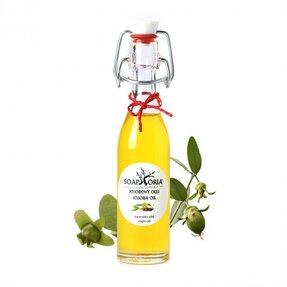 100% panenský Jojobový olej z ekologického poľnohospodárstva