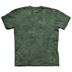 T-Shirt Farbe von Nadelgehölz
