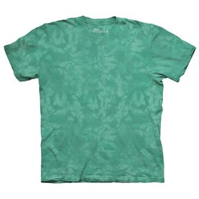 Teal Mottled Dye