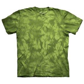 Dynamic Green Mottled Dye
