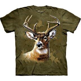 T-Shirt Hirsch