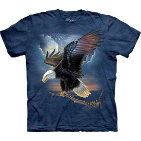 T-Shirt Abheben des Adlers