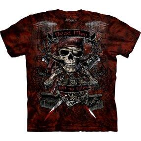 T-Shirt Die Toten sprechen nicht