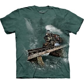 T-Shirt Lokomotive