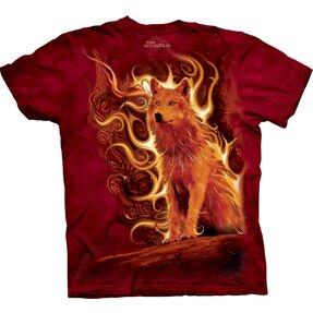 Tüzes farkas póló