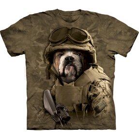 T-Shirt Krieger-Sam
