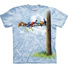 T-Shirt Vogelbaum