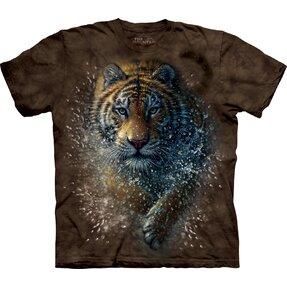 Tričko Tygr ve vodě