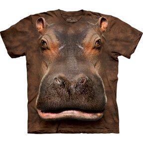 T-Shirt Cooles Flusspferdchen