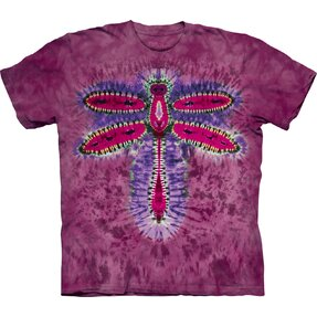 Dragonfly Tie Dye Adult