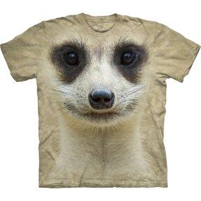 Meerkat Face Adult