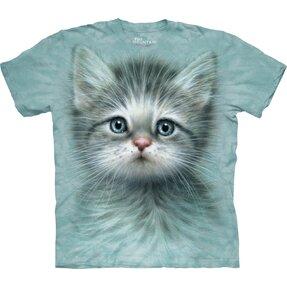 Tričko Mačka s modrými očami