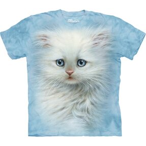 Szőrmók cica póló