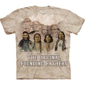 Tričko Pôvodní obyvatelia