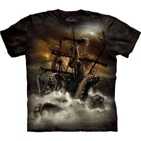 T-shirt Kraken