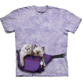 Tričko Mačiatka v ľadvinke