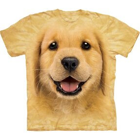 T-Shirt Golden Retriever Welpe