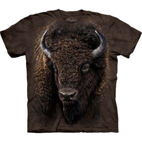 T-Shirt Amerikanischer Bison