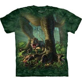 T-Shirt Kleiner Dinosaurier Rex