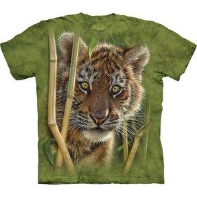 Tigris kölyök póló