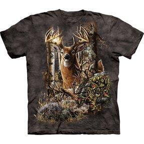 T-Shirt Finde 9 Hirsche