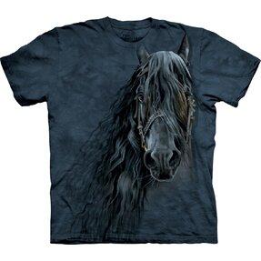Tričko Fríský kůň