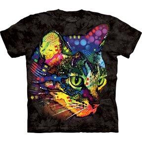 Rejtélyes macska póló