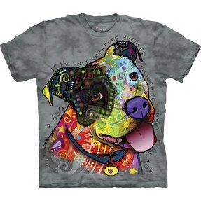 Tričko Russo Pit Bull radosť