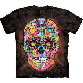 T-Shirt Russo Schädel