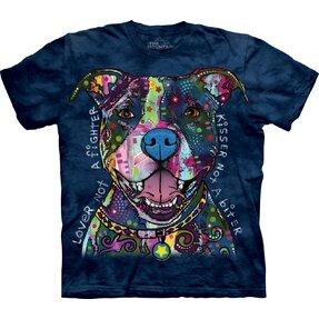 Tričko Russo Pit Bull milovník