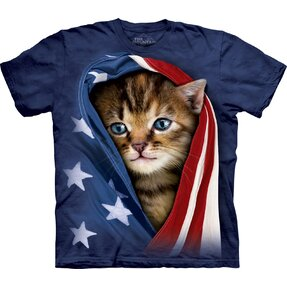 Tričko Americká mačka Kitty