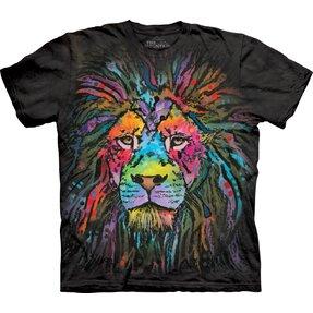 Tarka oroszlán póló
