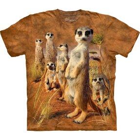 Tričko Surikaty