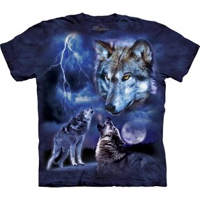 Tricou Wolves of the Storm