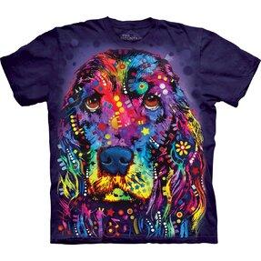 T-shirt Russo Cocker