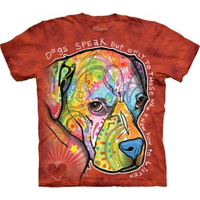 Tricou Dogs Speak