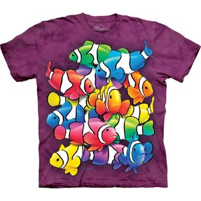 Tricou Bubblegum Clowns