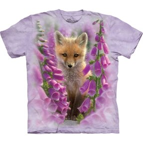Tricou Foxgloves