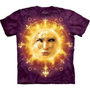 T-Shirt Sonniges Gesicht