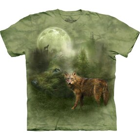 Tricou Forest Spirit