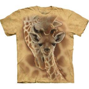 T-Shirt Giraffe Jungtier
