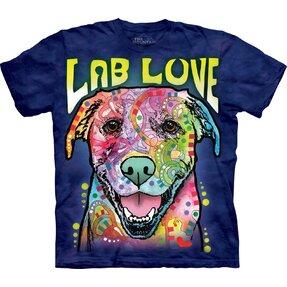 T-Shirt Russo Labrador