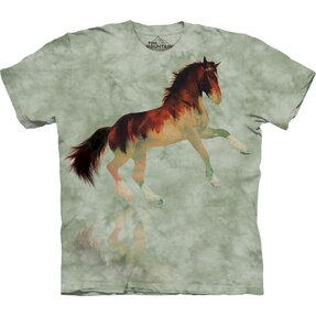 Tricou Forest Stallion